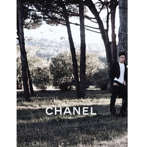 Изображение 13. Рекламные кампании: Chanel, Donna Karan, Stella McCartney и другие.. Изображение № 13.