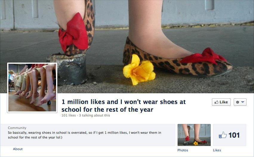 10 попыток получить миллион лайков. Изображение № 18.