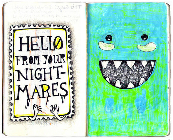 The Sketchbook Project. Изображение № 2.