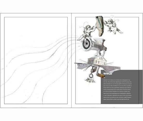 Личный опыт: 5 российских иллюстраторов, которые работают для зарубежных проектов. Изображение № 61.