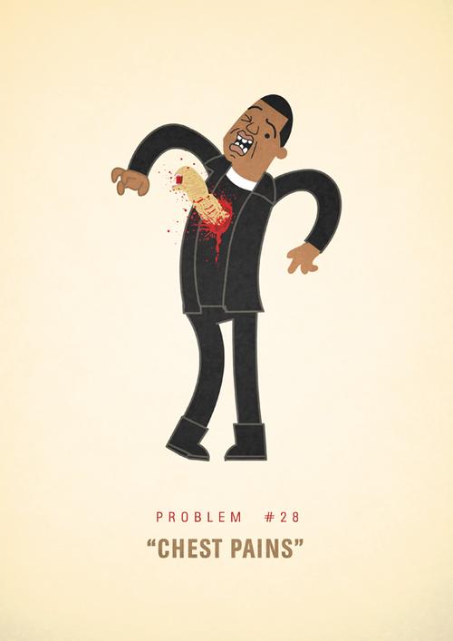 99 проблем Джей-Зи проиллюстрировали. Изображение № 3.