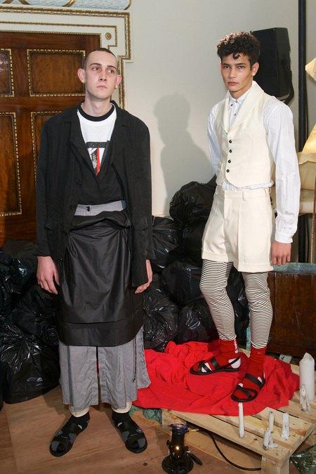 Началась Неделя мужской моды в Лондоне. Изображение № 26.