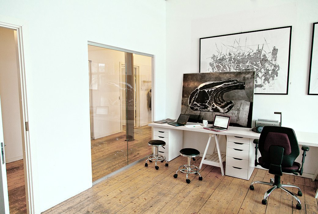 Как устроен офис архитектурного бюро Wowhaus. Изображение № 18.