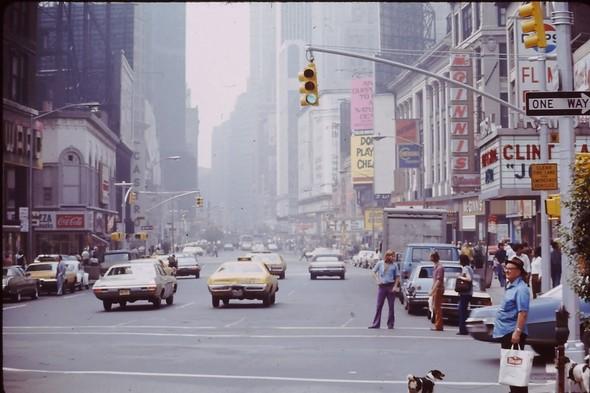 Город, которого нет: Нью-Йорк 70-х. Изображение № 19.