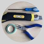 Как сделать кинетический объект из бумаги, палочек и мотора. Изображение № 12.