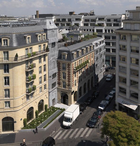 Hotel Fouquet Barrier. Изображение № 1.
