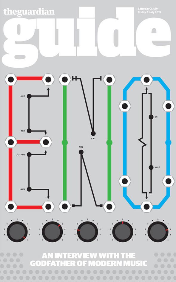 Самые красивые обложки журналов в 2011 году. Изображение № 36.