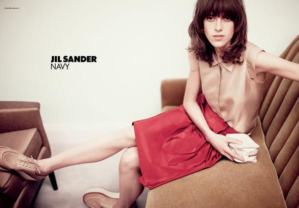 Кампания: Jil Sander Navy SS 2012. Изображение № 2.