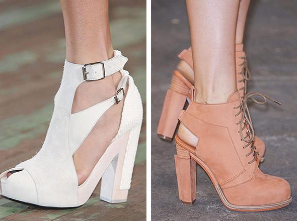 Walking in my shoes: 10 тенденций обуви весны-лета 2011. Изображение № 24.