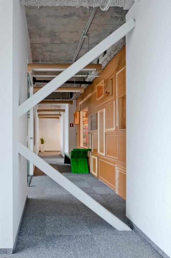 Офисы в стиле «трэш» от рижского бюро OPEN AD. Изображение № 13.