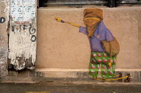 Стены Рио-де-Жанейро. Изображение № 44.