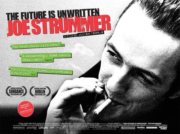 Джо Страммер: Будущее - как чистый лист. Изображение № 1.