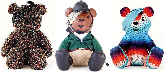 Медвежья услуга: плюшевые мишки от модных дизайнеров. Изображение № 7.