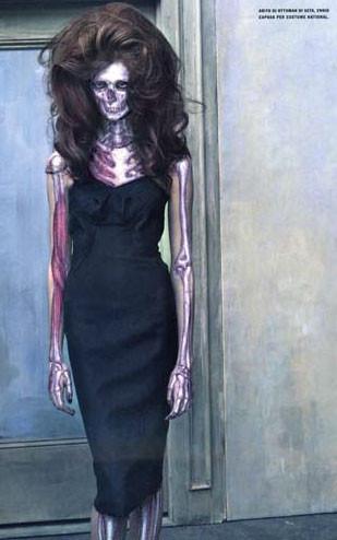 Искусство аффекта: какхудожники играют сосмертью. Изображение № 9.