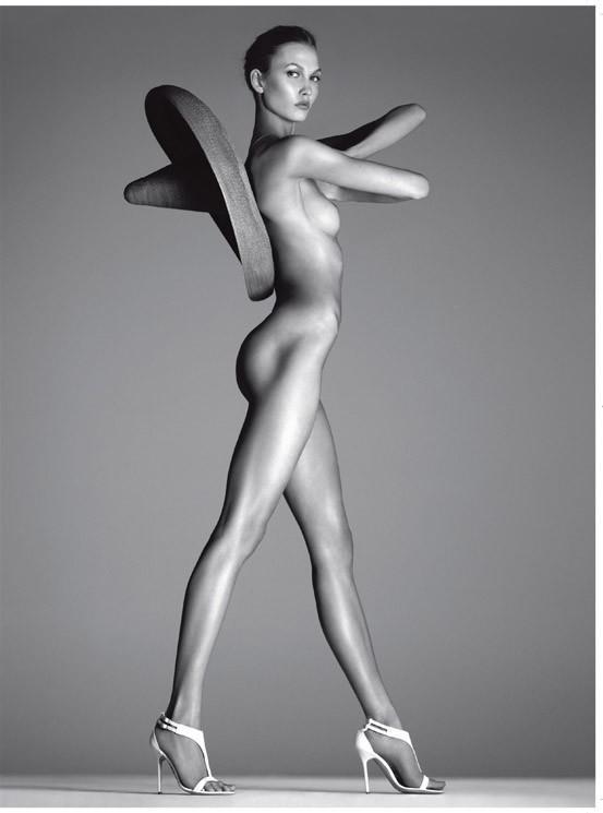 Body By Kloss: голые эмоции. Изображение № 10.