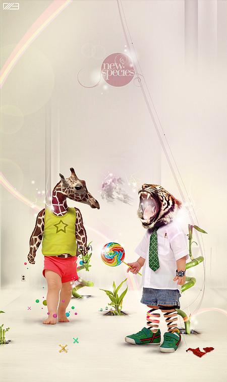 SlashTHREE Artpack #8. Изображение № 10.