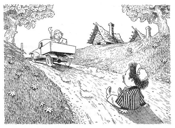 Незнайка наЛуне. Изображение № 31.