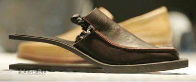 Такая странная обувь. Изображение № 8.