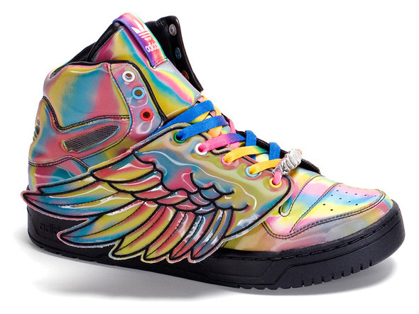 Adidas Originals by Jeremy Scott 2010. Изображение № 18.