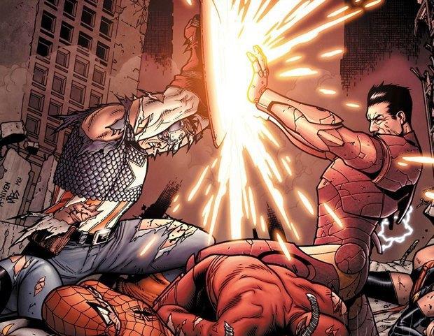 10 лучших комиксов про Капитана Америку. Изображение № 14.
