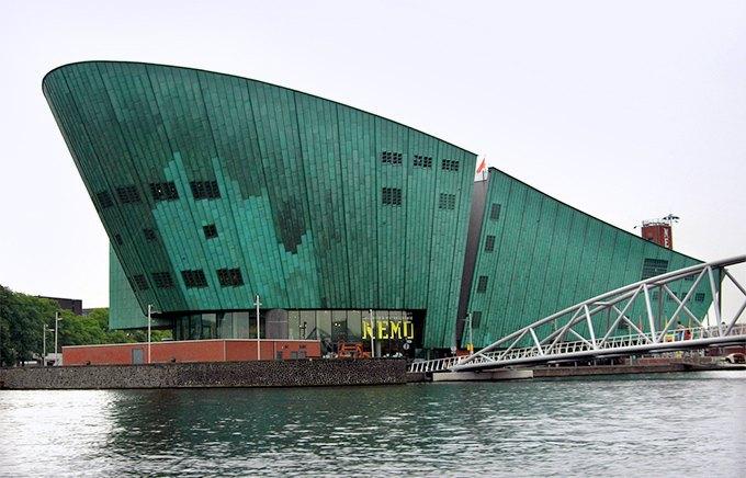 10 высокотехнологичных музеев мира. Изображение № 7.