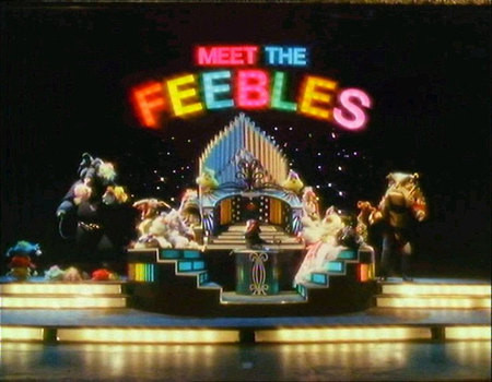 B-Movies: «Meet The Feebles». Изображение № 2.