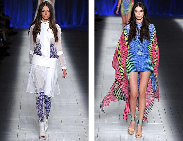 MFW SS 13: Показы Dolce & Gabbana, Fendi, Jil Sander, Marni и Versace. Изображение №20.