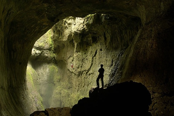 Спелеология, путешествие поподземным пещерам. Изображение № 2.