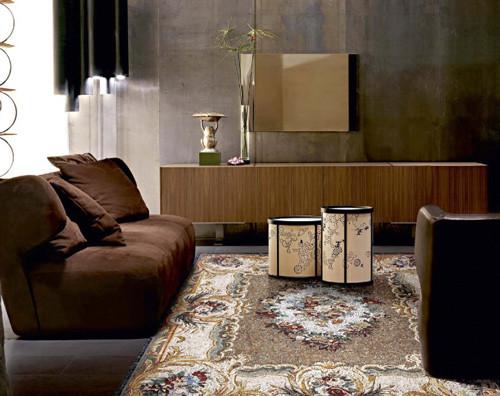 Мозаичные ковры от Sicis. Изображение № 6.