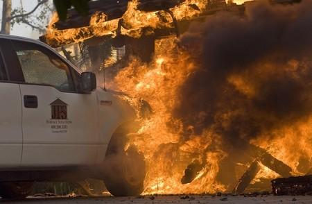 Пожары вКалифорнии. Изображение № 9.