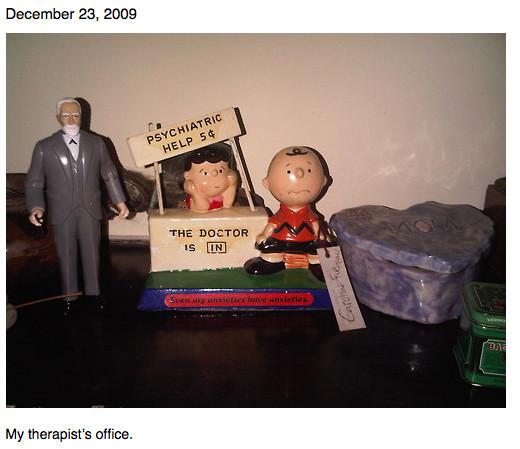 Терри Ричардсон ведет свой блог. Изображение № 3.