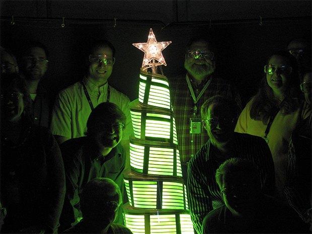 14 новогодних ёлок для гиков. Изображение № 8.