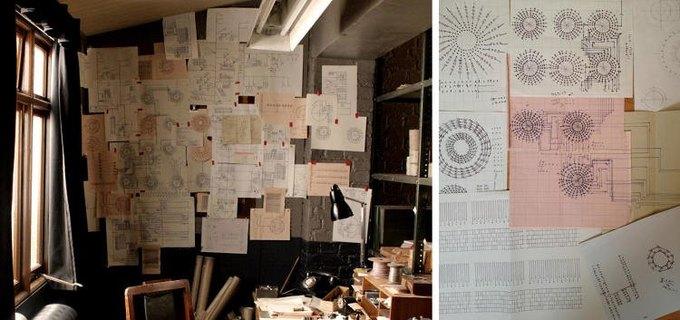 Цитата: дизайнеры о документах в «Игре в имитацию» . Изображение № 13.
