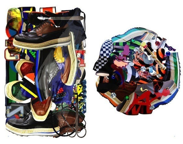 Изображение 12. Prada Fantasy Lookbook SS 2011.. Изображение № 13.