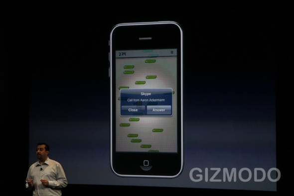 Apple представила iPhone OS 4.0. Изображение № 9.