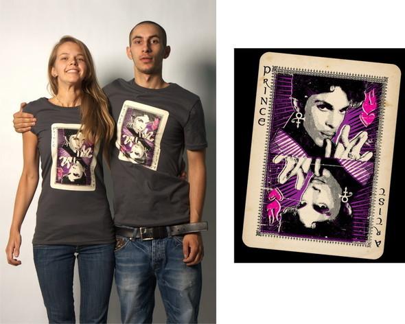 Дизайнерские футболки отT-store. Изображение № 27.