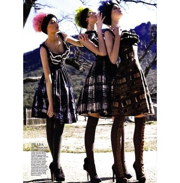5 новых съемок: Harper's Bazaar, Qvest, POP и Vogue. Изображение № 25.