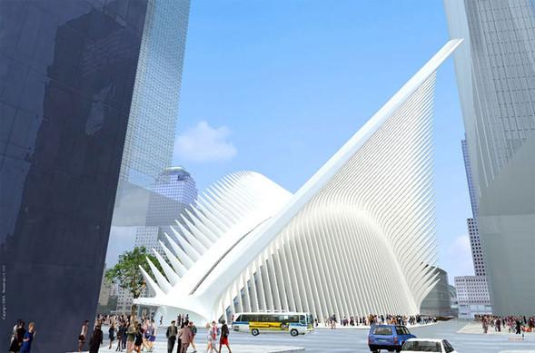 Архитектура будущего от Сантьяго Калатравы. Изображение № 10.