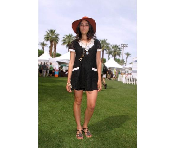 Стрит-стайл на фестивале Coachella. Изображение № 9.