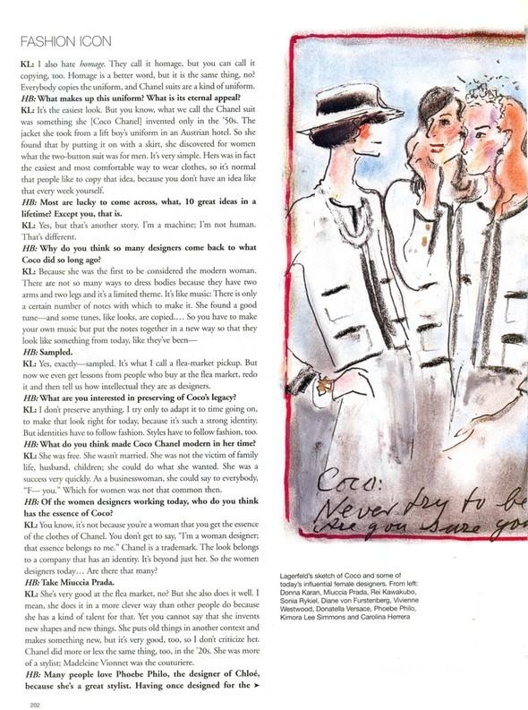 Карл Лагерфельд дляChanel: взгляд назад. Изображение №52.