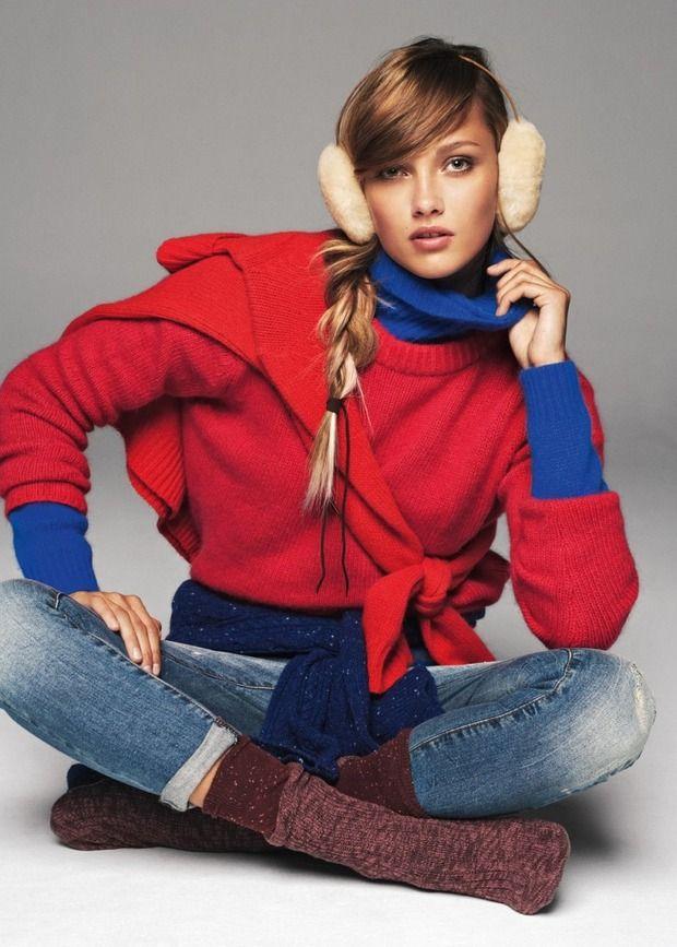Вышли новые лукбуки Zara, Free People, Mango и других марок. Изображение № 62.