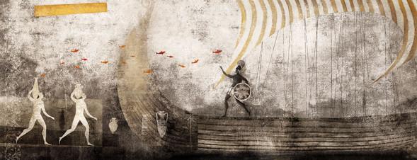 Luis Gabriel Pacheco - художник-иллюстратор. Изображение № 18.
