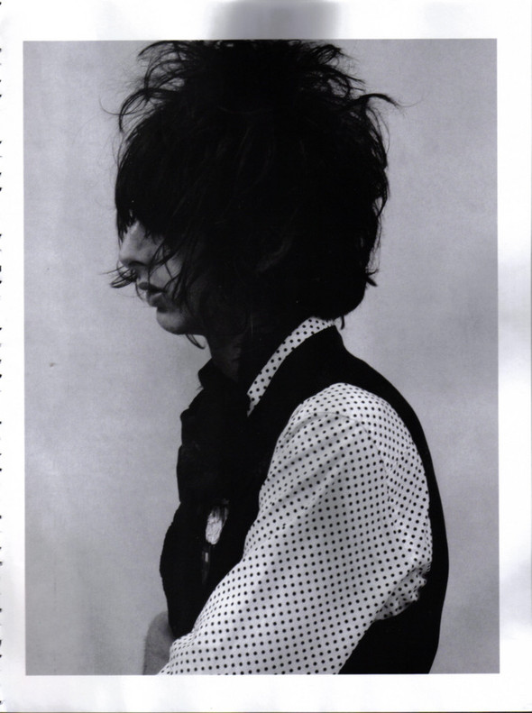 Архивная съёмка: The Horrors для Vogue, 2006. Изображение № 4.
