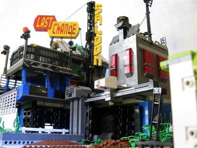 48 креативных LEGO творений. Изображение № 47.