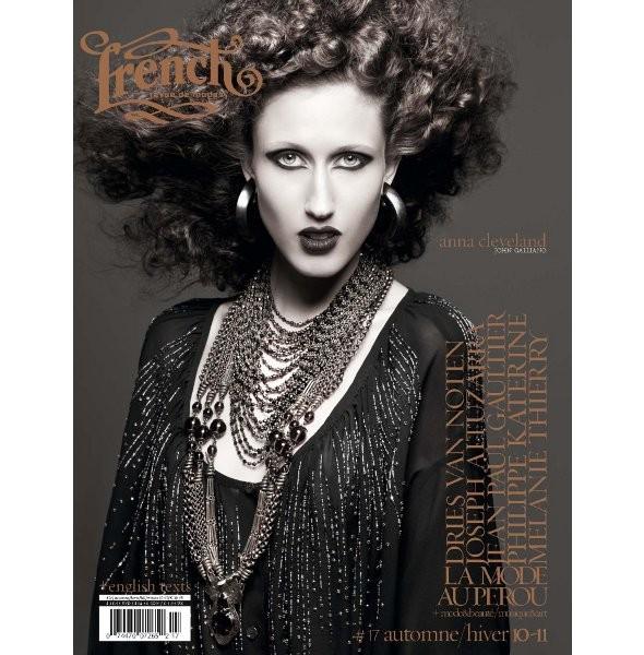 13 обложек нового номера French Revue de Modes. Изображение № 6.