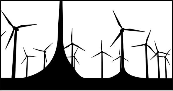 Сила ветра - наше зелёное будущее. Изображение № 10.