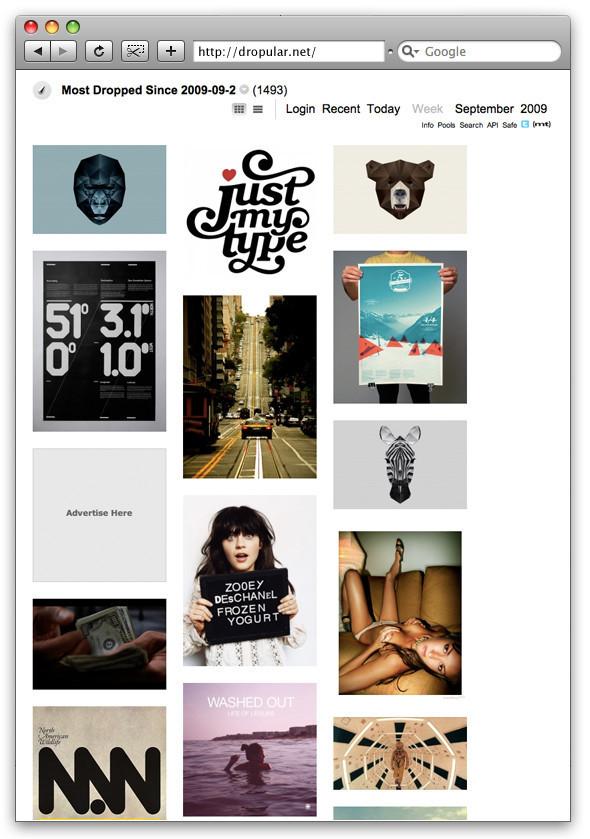 Полезные икрасивые сайты. Часть первая. Изображение № 1.