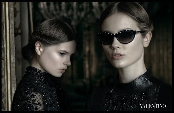 Кампания: Valentino A/W '12. Изображение № 9.