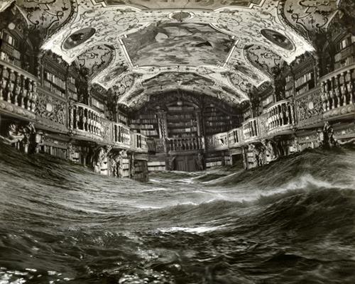 Накрыло волной: Наводнения и апокалипсисы Пабло Геновеса. Изображение № 14.