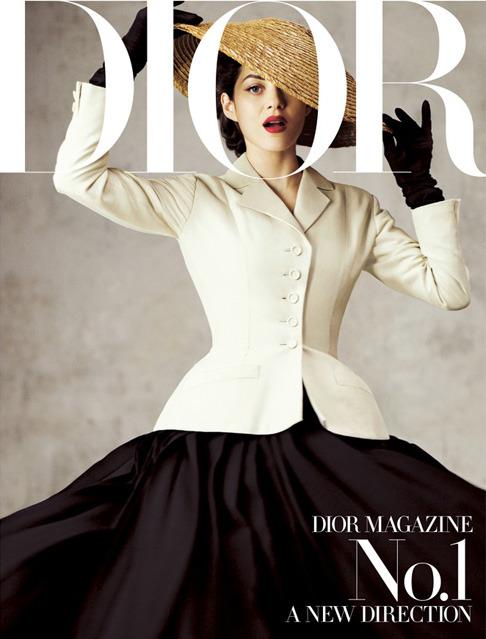 Dior запускают собственный журнал. Изображение № 1.